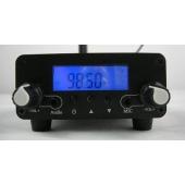 Цифровой стерео FM передатчик 0.5 Вт  частота 87~108MHz