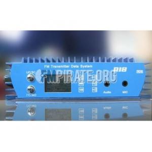 Профессиональный FM передатчик с RDS на 30Вт