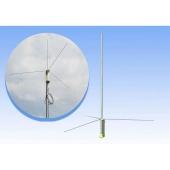 Антенна для передатчика 1/2 длины волны до 100Вт