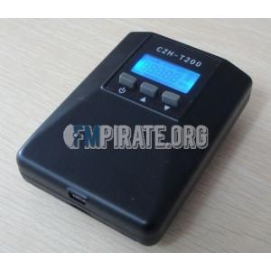 Портативный FM передатчик для конференций, синхронного перевода и экскурсий
